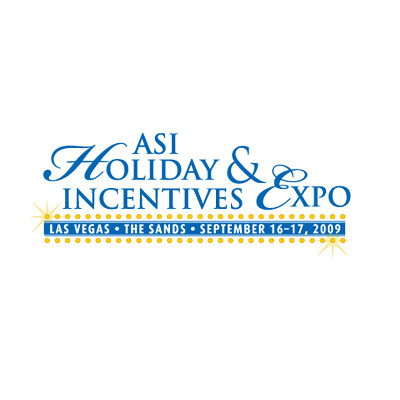 ASI Holiday & Incentives Expo — September 16-17, 2009
