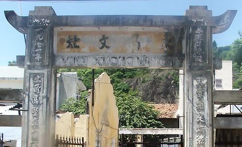VinhXuong vanchi