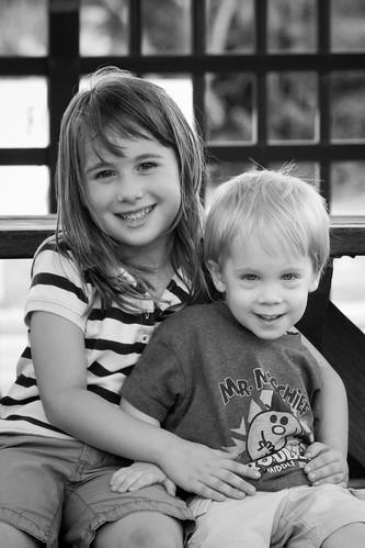 Siblings....