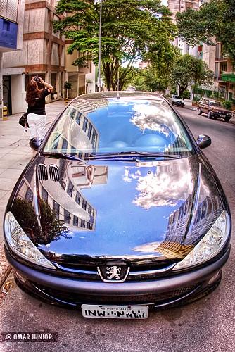 Carro Espelhado