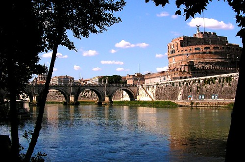 Castel St Angelo Now