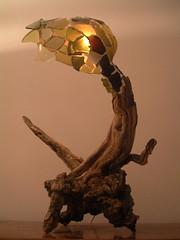 Draakje (Dragon) (artjanstrandglas) Tags: driftwood seaglass