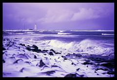 grtta (g nikulasson) Tags: iceland reykjavk alda sland sjr haf viti grtta seltjarnarnes