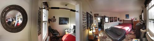 B51 room panorama