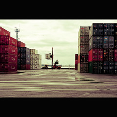 Shipping Yard (TheJbot) Tags: yards industry japan docks harbor  shipping shizuoka jbot lightroom elitephotography thejbot