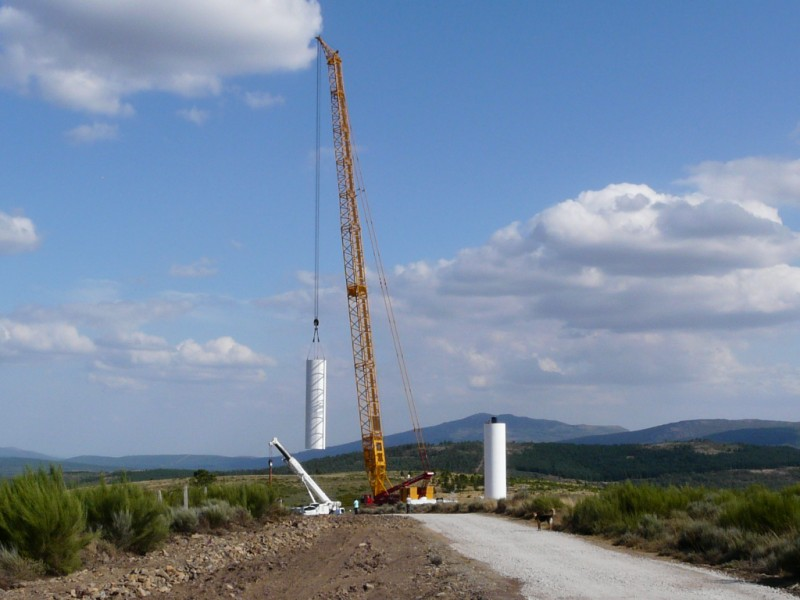 (Portugal) Construction du parc éolien du Sabugal 2973963162_6db507f764_o.jpg