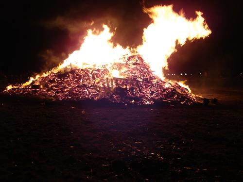 Ripley bonfire 2008