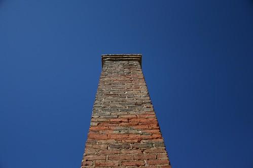 Chimneys Rebuilt