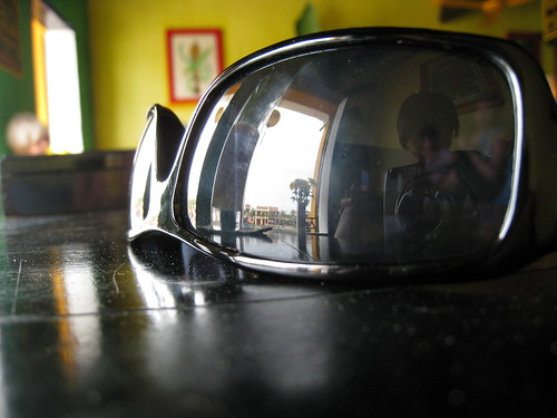 Sunglasses' POV