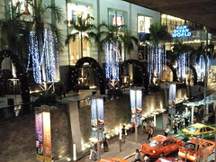 Siam Paragon at night 5