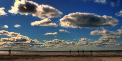 lifeonmars- (mt_photo) Tags: sky mars usa sun lake beach mike clouds buffalo lakeerie bright thomas vivid erie hdr lackawanna woodlawn wny mikethomas michaelthomas mtphoto cmndrfoggy surrealcmndrfoggy nycmndrfoggy