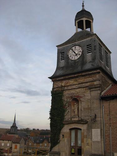 Tour Louis XVI à Varennes en Argonne