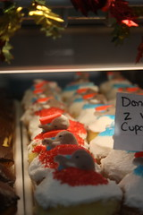 Don't Forget to Vote Cupcakes