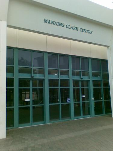 Manning Clark Centre