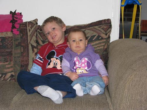 Zach & Evie