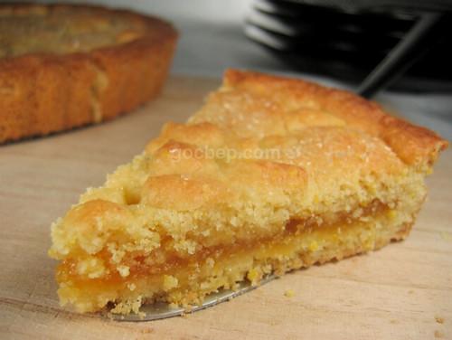 Pineapple jam tart by van_pham.