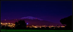 Etna by night (Andrea Rapisarda) Tags: longexposure red wallpaper italy snow nature beauty night photography volcano lava photo italia nightshot natura pic neve sicily volcanic colori etna notturna eruption catania sicilia vulcano bellezza notturno nightpic digitalcameraclub eruzione earthnight golddragon freepic platinumphoto olympuse510 theperfectphotographer regionalgeographicsicilia rgsscorci rapis60 andrearapisarda forthomasreichart