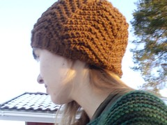 fishbone hat