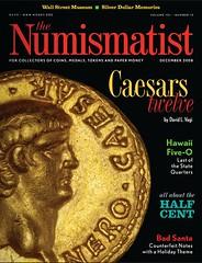 Numismatist 2008 December