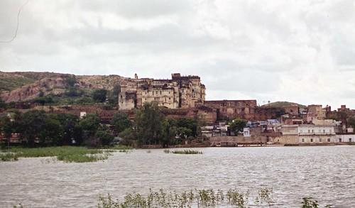 City palace of Barisadri