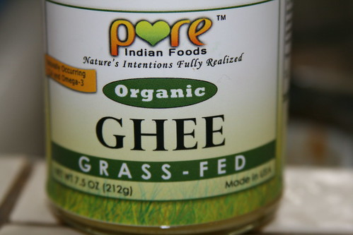 Grass-Fed Ghee