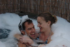 Ruth & Malan in the pool-3 (by Louis Rossouw)