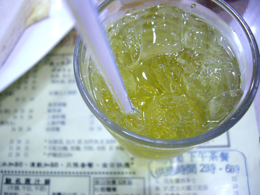 Watercressade with Honey (凍菜蜜)
