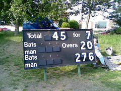 33 (Bradders1975) Tags: county 3 west club four one south hampshire cricket league fawley
