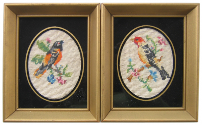 petit point birds