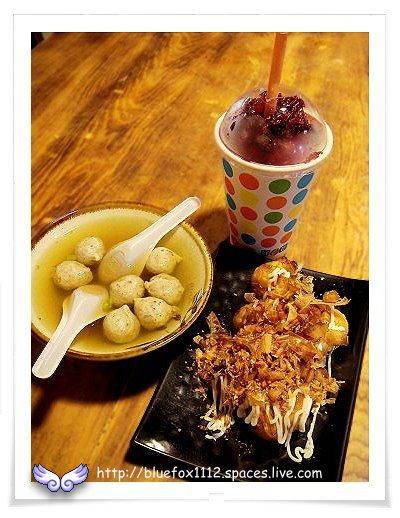 081123東台灣樂活之旅第4站_七星柴魚博物館07_錯過午餐時間的海味下午茶