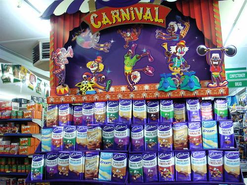 Cadbury Carnival