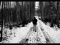 right here , right now behind him (yankoW) Tags: visualart flickrsbest blackwhitephotos passionphotography fineartphotos