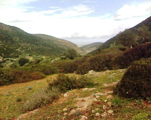 Ajdir Béni Znassen أجدير  جبال بني يزناسن