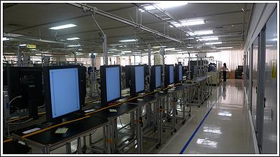 EIZO工場見学