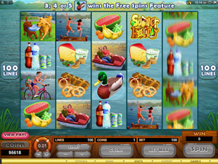 Summer Holiday slot game online review
