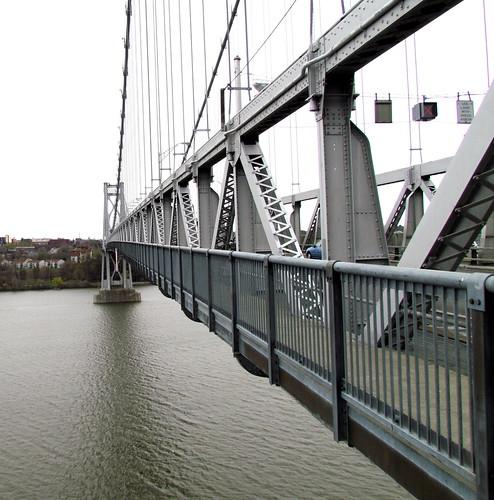 Joseph Bertolozzi Bridge Music  Mid Hudson Bridge NY 2454