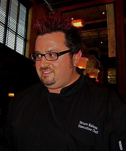 Exec Chef Bruce Kalman