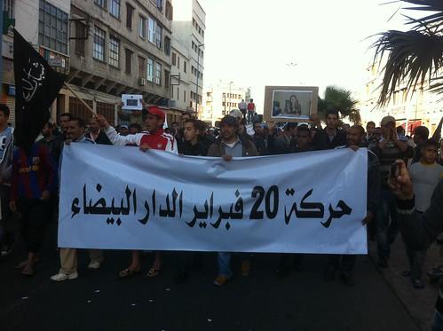 Retour sur le printemps arabe au travers de deux témoignages