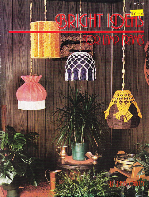 Pambie Helen Jacqui Janet Bright Ideas For Lamp Frames 70s