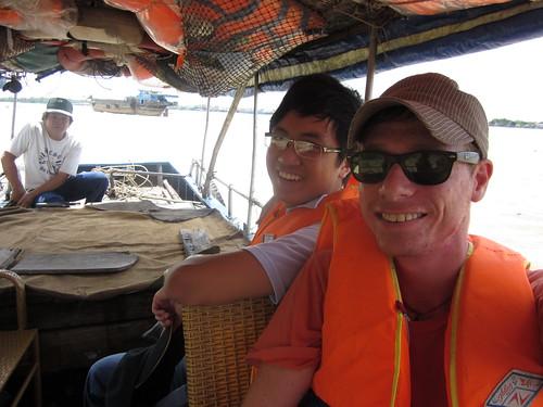 Mekong River Delta islands