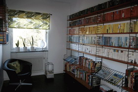 Jessicas bibliotek