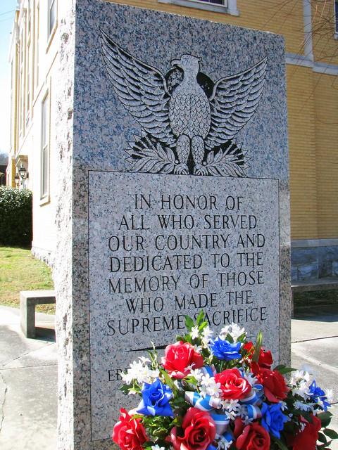 Jackson Co. War Memorial