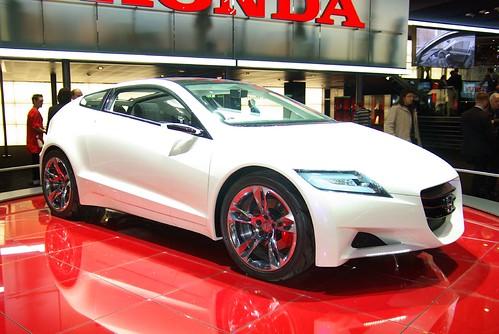Концепт-кары автосалона в Женеве (Фото) - Honda