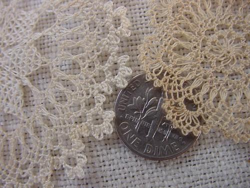 tiny medalions