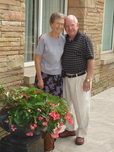 Grandma and Grandpa Hermie