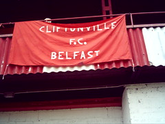 Cliftonville FC Belfast (redinbelfast) Tags: ireland irish football league