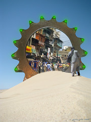 I think I finally got my Stargate to Pakistan Working Again (perfectlymadebirds) Tags: travel pakistan art speed star drive robot high ship tech space ufo aliens gravity desi pakistani starfleet spaceship planetary hyper anti intergalactic naan ufos punjabi galactic pathan salwar spaceage kameez awesom dhol pathans dast perfectlymadebirds zabber