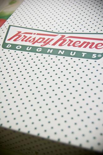 Krispy Kreme Doughnuts!