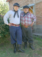 Marcos y Roberto (malenymarcos22) Tags: ombres camperos