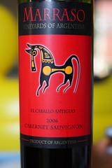 Marraso Cabernet Sauvignon 2006